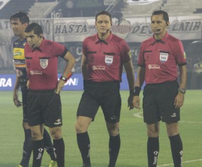La jornada 16, con árbitros designados