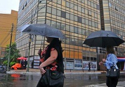 Clima: Viernes cálido a caluroso e inestable