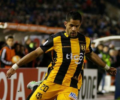 JJ Aguilar, de Guaraní a la selección nacional