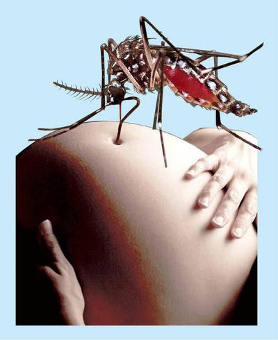 Embarazada es una de las dos mujeres afectadas con zika