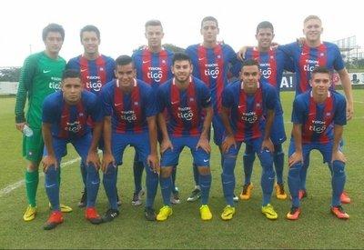 Sub 19: Cerro Porteño mantiene la punta