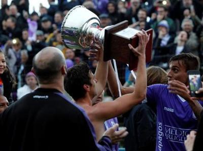 Defensor Sporting es campeón en Uruguay