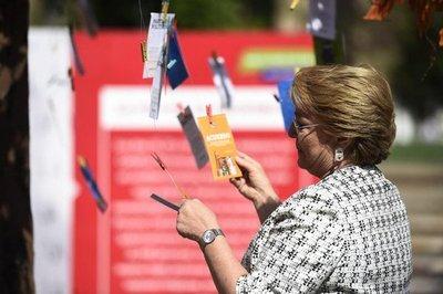 """Bachelet: """"Chile está listo para ser puente entre Asia y Latinoamérica"""""""