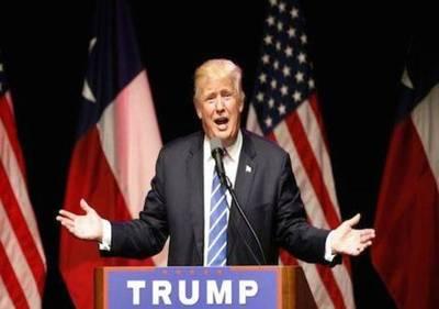 Trump hace llegar sus felicitaciones al Paraguay