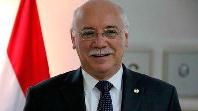 Loizaga rescata puntos positivos de gira de Cartes a Portugal