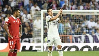 ¿Se despidió del Bernabéu?
