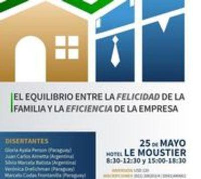 Organizan el primer Seminario Internacional de Familias Empresariales