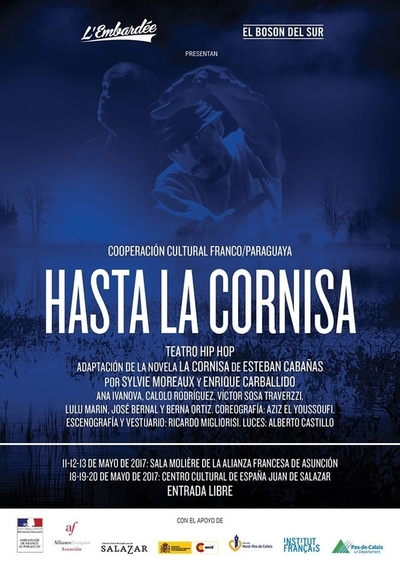 Hasta la Cornisa, teatro hip hop en elJuande