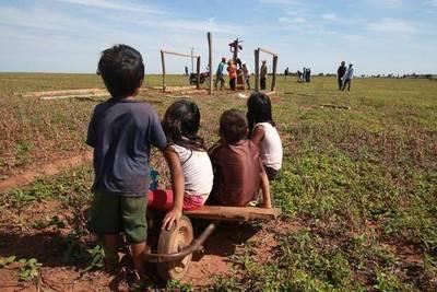 El atropello a los indígenas de Itakyry