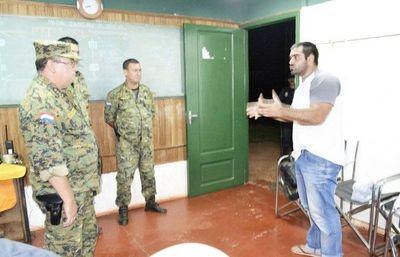 Ordenan detención de seis policías en Capiibary