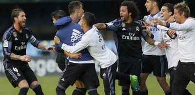 Real Madrid acaricia el título de la Liga