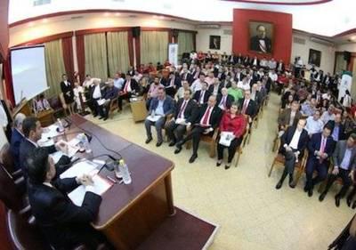 ANR decide recomendar a sus legisladores que aprueben acta de Yacyreta