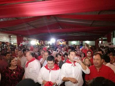 Cartes se reunirá con presidentes de seccionales