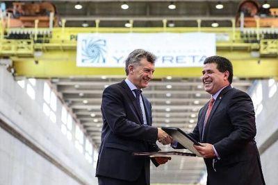 Paraguay no tiene deudas con Yacyretá