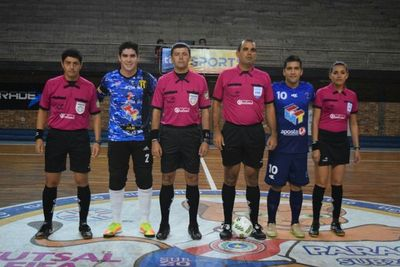 Premium de Futsal tiene media docena de lideres cumplida la Fecha 3