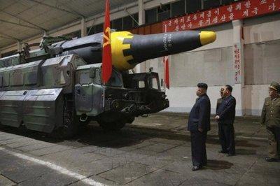 Misil norcoreano es de menor alcance que los anteriores, según EEUU