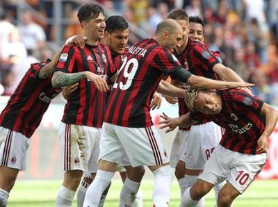 Milan vuelve a competencias internacionales