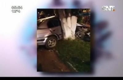 Fallece joven en accidente de tránsito