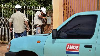 Anuncian proceso penal a los que roban electricidad