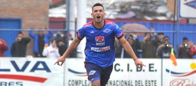 El sueño del pibe: Alfio Oviedo firmó por Cerro Porteño