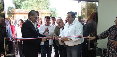 Inauguran consultorios en Hospital Regional de Caazapá
