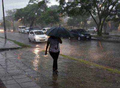 Anuncian lluvias para el fin de semana