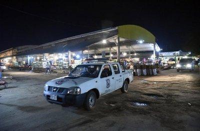 Un joven fue baleado en el Mercado de Abasto