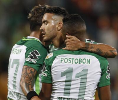 Nacional no alcanza la Sudamericana