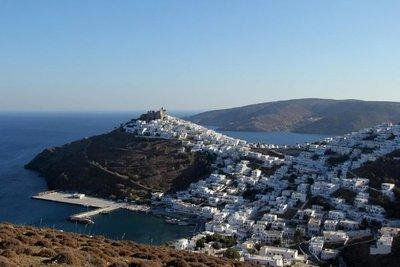 Astipalea, una pequeña joya en el mar Egeo