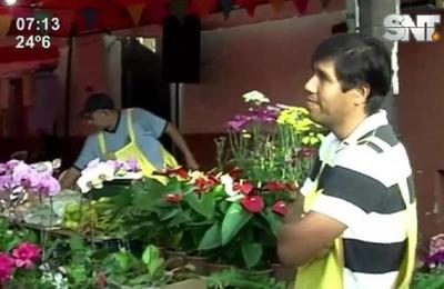 Feria frente al Indert