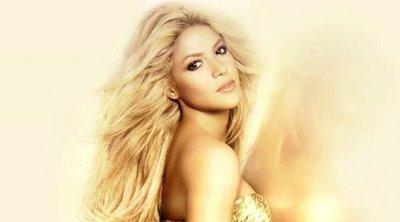 Shakira logra que El dorado sea número uno