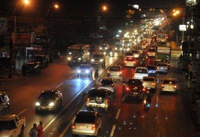 Siete consejos para controlar la rabia en el tráfico