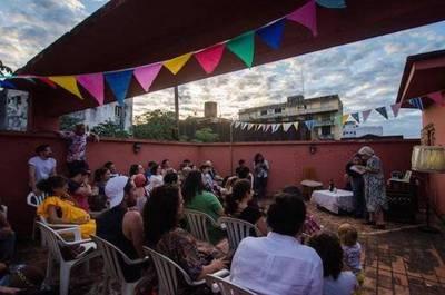 Terraza Rapé se realizará el domingo en el Centro Histórico de Asunción