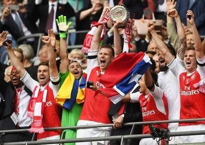 Arsenal gana la FA Cup al Chelsea