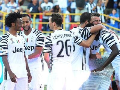 Juventus festejó ante Bologna
