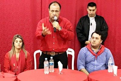 Afara pide voto castigo contra Peña