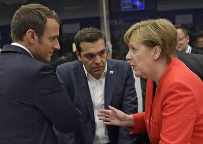 Merkel dice que Europa debe tomar su destino con sus propias manos