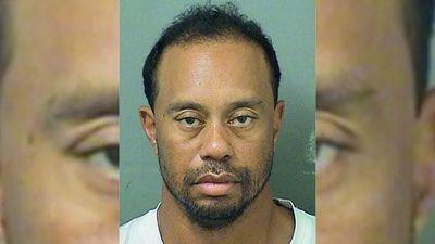 Tiger Woods, detenido por conducir alcoholizado