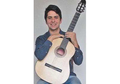 Jóvenes talentosos en  Guitarras del Sur