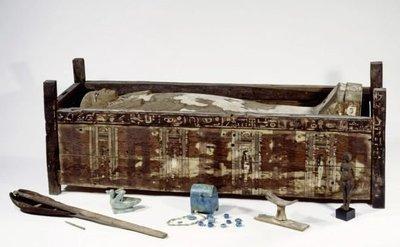 ADN de momias muestra poca relación de los egipcios con faraones