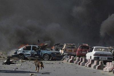 Al menos 80 muertos por atentado en Kabul
