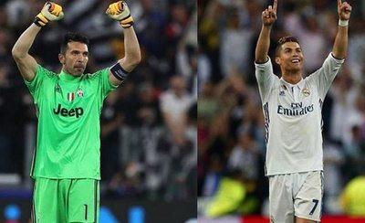Juventus y Real Madrid paralizan hoy al mundo