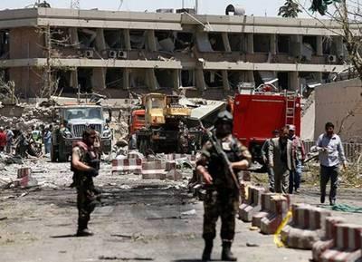 Explosión de coche bomba en Kabul dejó 80 muertos y 350 heridos