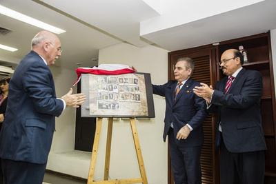 Celebraron 25° aniversario de relaciones diplomáticas entre Paraguay y Rusia
