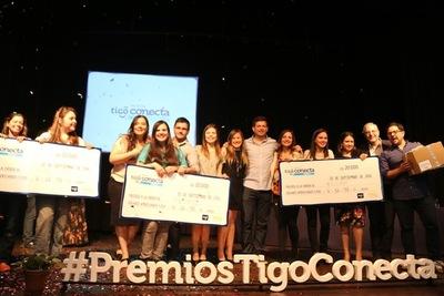 Anuncian a los 15 proyectos finalistas de los Premios Tigo Conecta