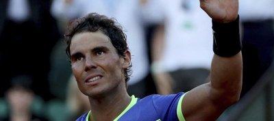 Nadal jugará su décima final en París, donde le espera Wawrinka