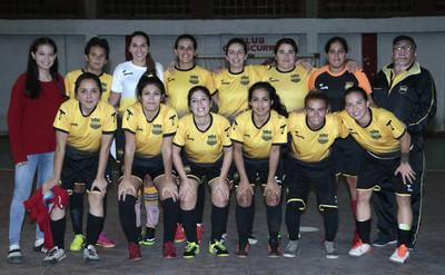 Deportivo Recoleta domina el torneo de Futsal Femenino