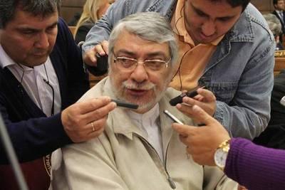 Habría consenso para que Lugo sea el próximo presidente del Senado