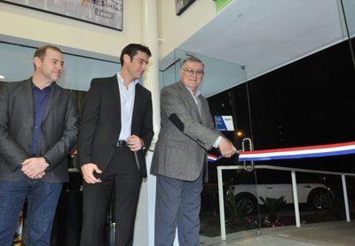 Electropar habilitó su nueva local en pleno eje corporativo