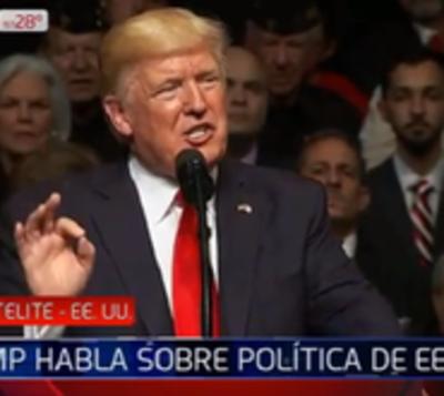 Trump anuncia cambios en políticas con Cuba
